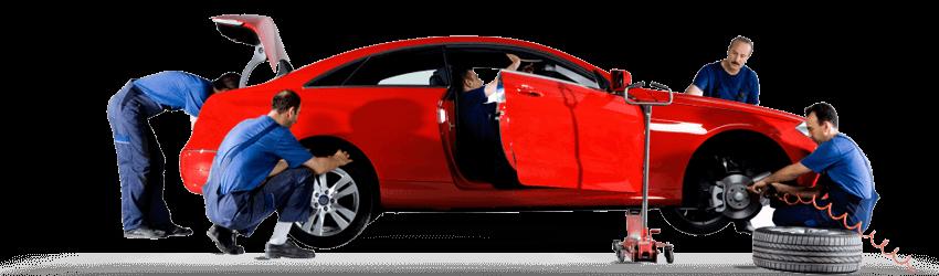 Обслуживание автопарка