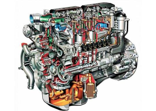 Сущность обкатки дизельных двигателей